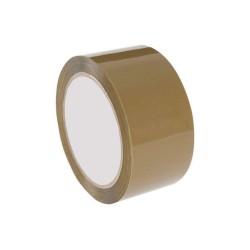 Precinto acrilico marrón